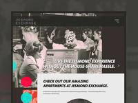 Jesmond Exchange Website