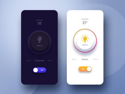 Smart Light UI