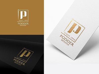 Fashion Logo Design concept art visualization visual identity vector concept clean color typography branding illustration creative design logo