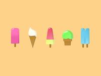 Ice cream... !!!