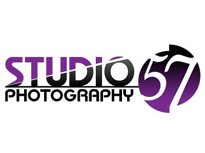 Studio 57 Photography lettering illustration logo typography type design branding