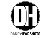 Dandy Headshots   Logo Identity