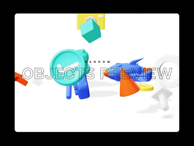 Animation animation 3d icon trending minimal ui blender 3d illustration 3d