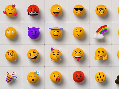 3d emoji animation ui webdesign grid render blender 3d character 3d illustration transition animation illustration 3d icon 3d emoji emoji 3d