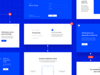 Wireframe pack
