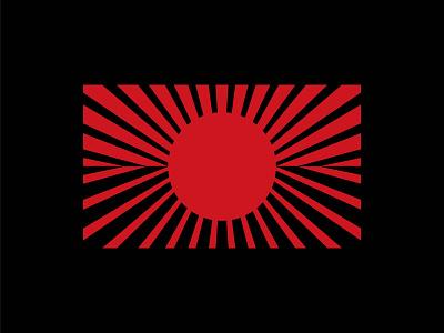 #2 The Rising Sun: Design For Good Face Mask Challenge bartlett creative hire me freelance identity design vector colorado typography denver branding