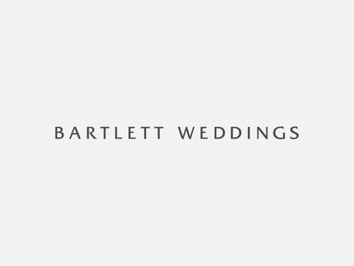 BARTLETT WEDDINGS