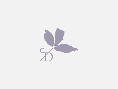Callie Doty Branding hire me graphic designer flower travis bartlett photography usa purple colorado denver branding