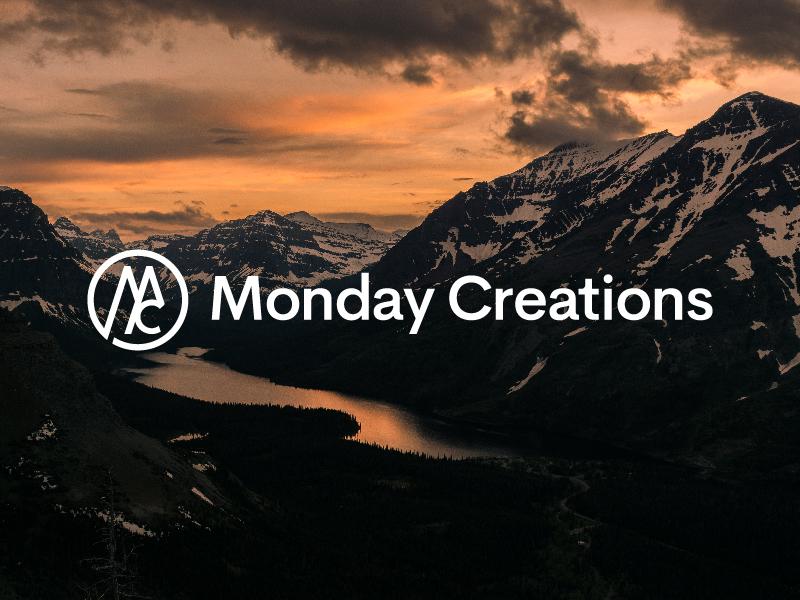 MC Rebrand reject iowa adventure vector icon system typography colorado identity agency freelance branding