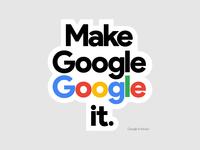 Sharpen.design Google Stickers