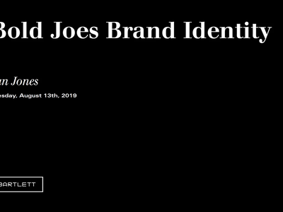Bold Joes Round One Prezo badge design logo process logo design logo freelance identity design vector colorado typography denver branding bartlett creative
