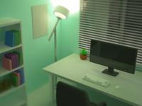 Room (Night)