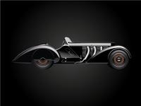 Mercedes Tribute