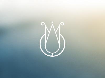 Ainamaty Flower Logo