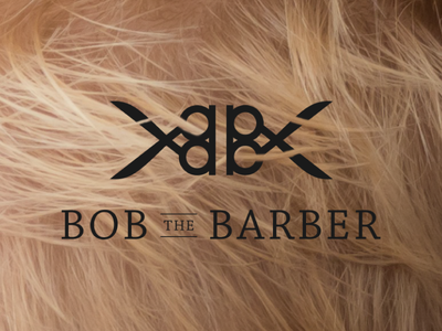 the daily logo challenge Bob Barber
