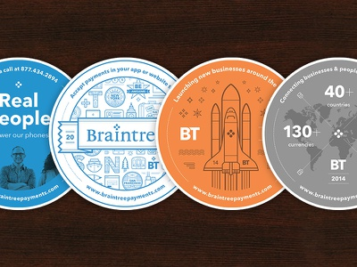 Braintree Stickers