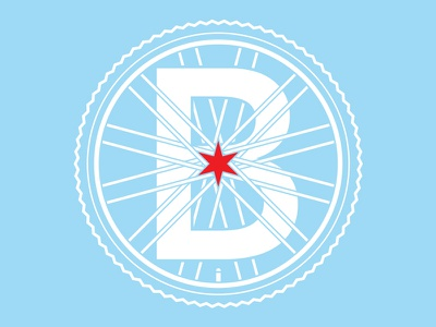 Braintree Chicago Bike Commuter Challenge Team Logo
