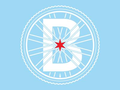 Braintree Chicago Bike Commuter Challenge Team Logo