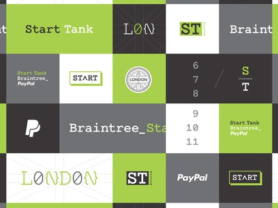Braintree Start Tank Branding