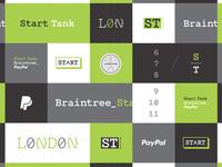 Braintree Start Tank Branding