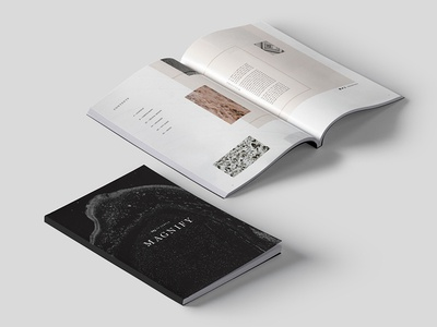Magnify Journal bethel music worshipu conference booklet magazine journal