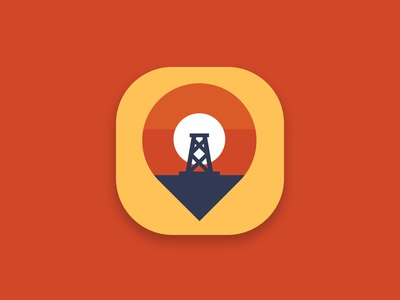 Well Site Navigation App