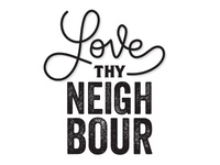 Neighbourly Love