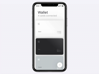Apple Bank interaction ui apple bank