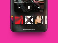 iPhone Pro Music