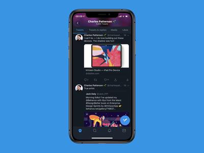 InVision Studio —How To Twitter Fab fab studio twitter ios minimal animation ux ui