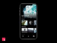 InVision Studio — Unsplash iOS