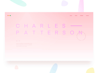 Charles Patterson —