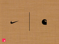 InVision Studio — Nike x Carhartt WIP