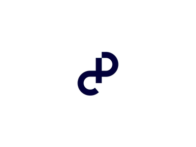 CP. logo animation charles patterson personal branding logo