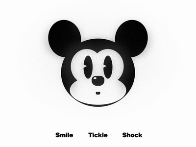 Quickie Mickey 2019 prototype illustration animated illustration invision studio mickey mouse disney