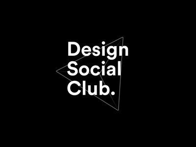 Join the Design Social Club. cool colors social club design