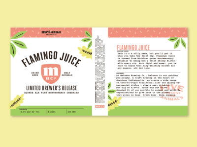 Limited Release Can Label