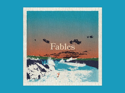 Fables Self Titled LP Artwork
