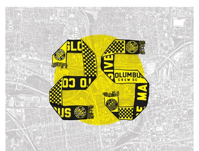 Columbus Crew SC 25th Season