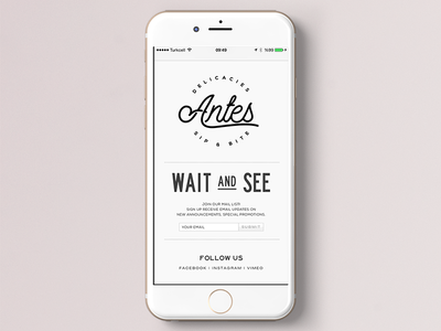 Antes mobile interface web web design ui ux screen
