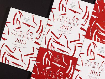 Mercedes-Benz Fashion Week Istanbul SS15 pattern cover publication istanbul week fashion mercedes-benz