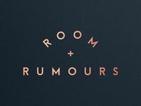 Room + Rumours Logo