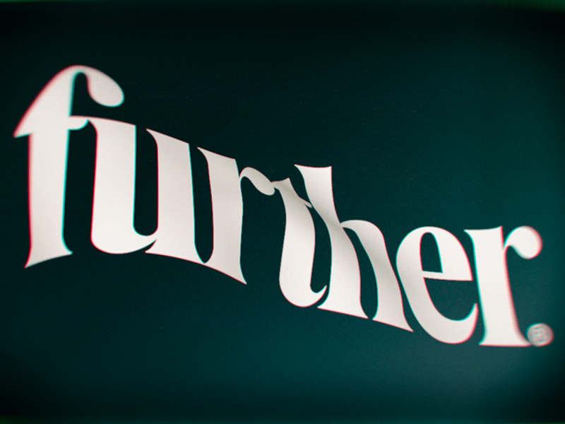 Further experimental logo logotype