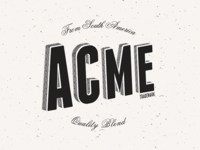 Acme Blend