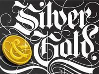 Silver & Gold Invert