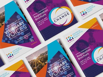 Conference Branding event brochure conference logo branding