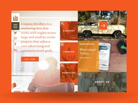 Marketing Homepage