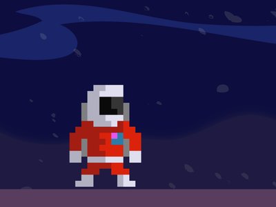 Space man 1 space