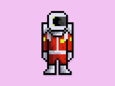 Space man 3 space