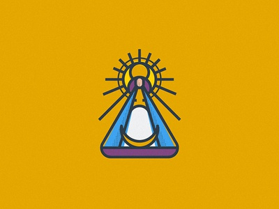 Virgen virgin cathedral community branding system iconography icon city salta